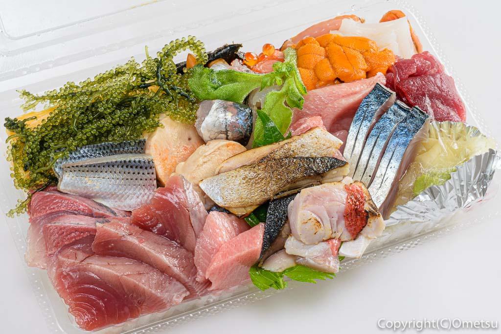 東青梅・寿司勝の海鮮丼