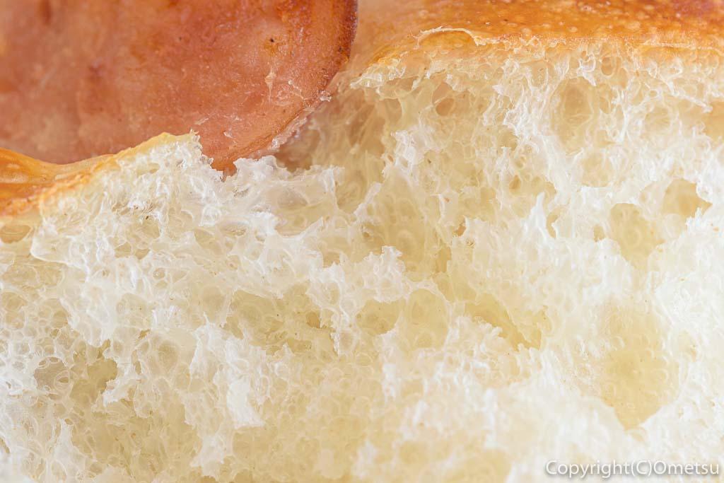 青梅・河辺のパン屋「麦の芽」の、ウインナーフランスの生地