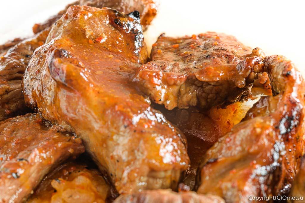青梅・河辺の「宮よし」の豚ハラミ丼