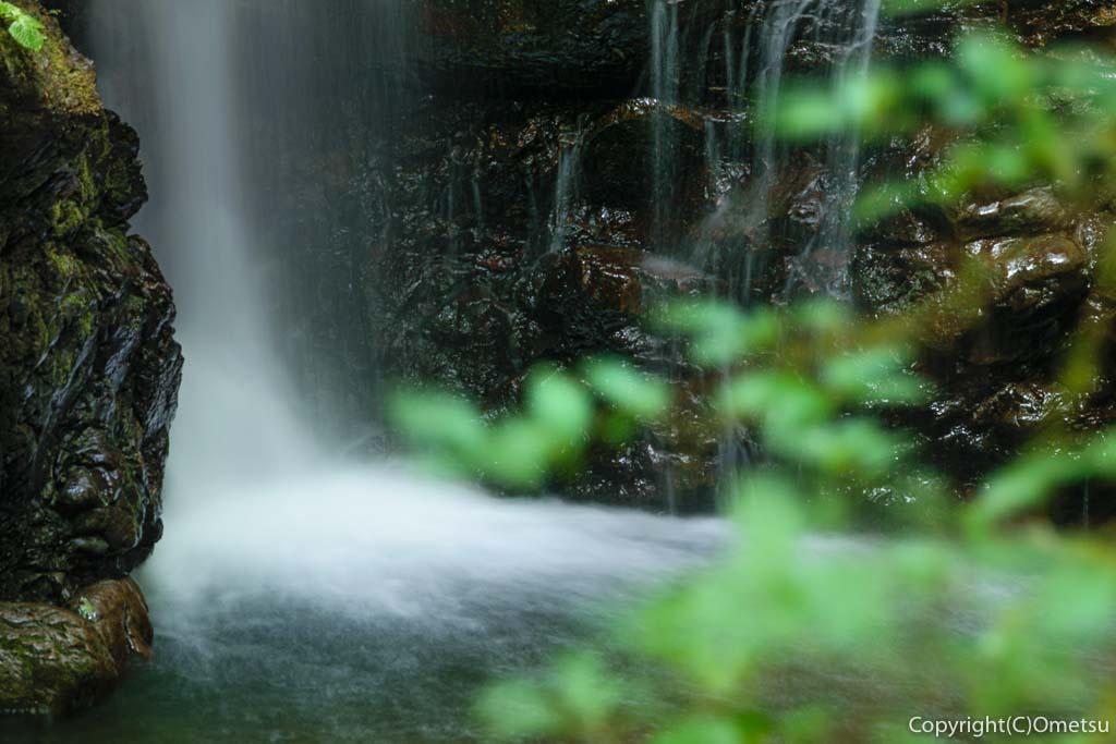 青梅市の、琴平滝