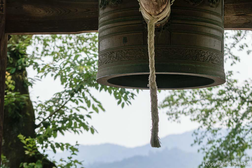 青梅・海禅寺の鐘