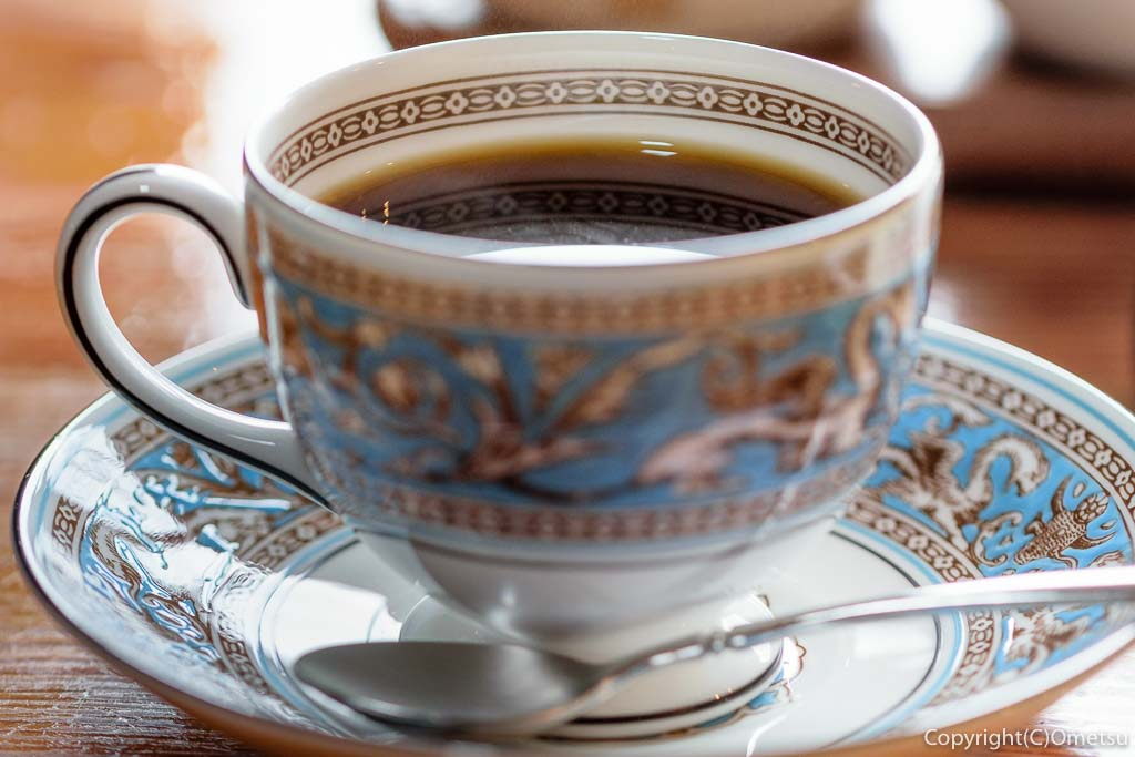 青梅・二俣尾のコーヒーハウス・らびっとのコーヒー