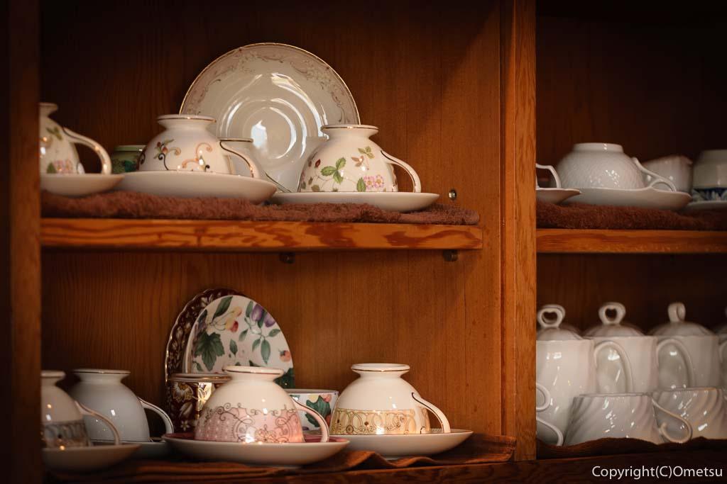 青梅・二俣尾のコーヒーハウス・らびっとのコーヒーカップ