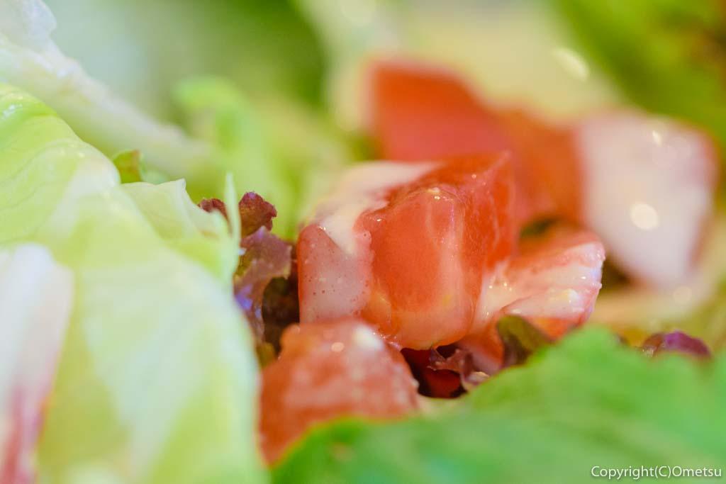 あきる野の、カフェモハベの、サラダ