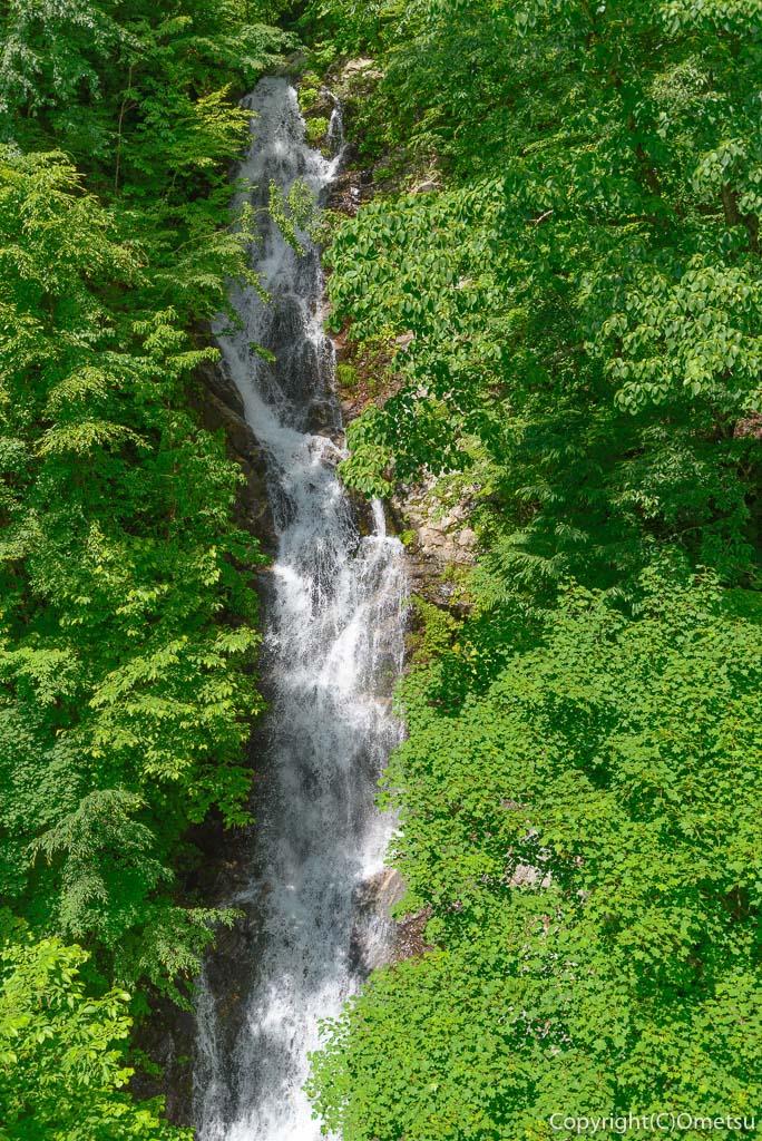 檜原村・三頭山の、の三頭大滝