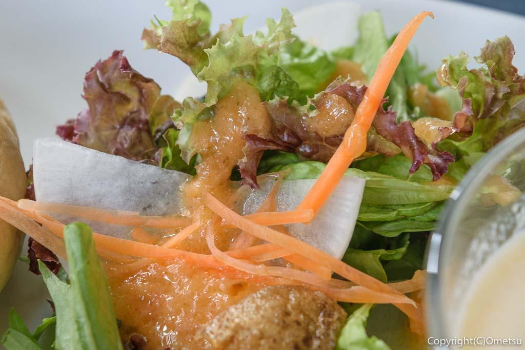 羽村市のHanenaka Cafeの、野菜