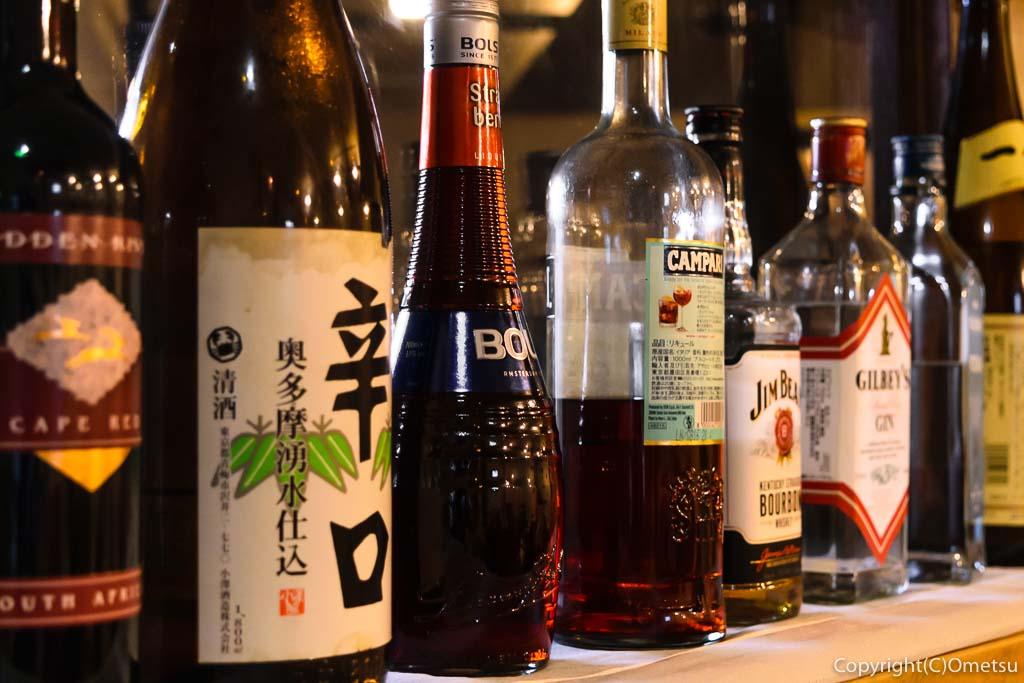 青梅市・小作の、ザ アジアンダイニング&バー Olympicのお酒