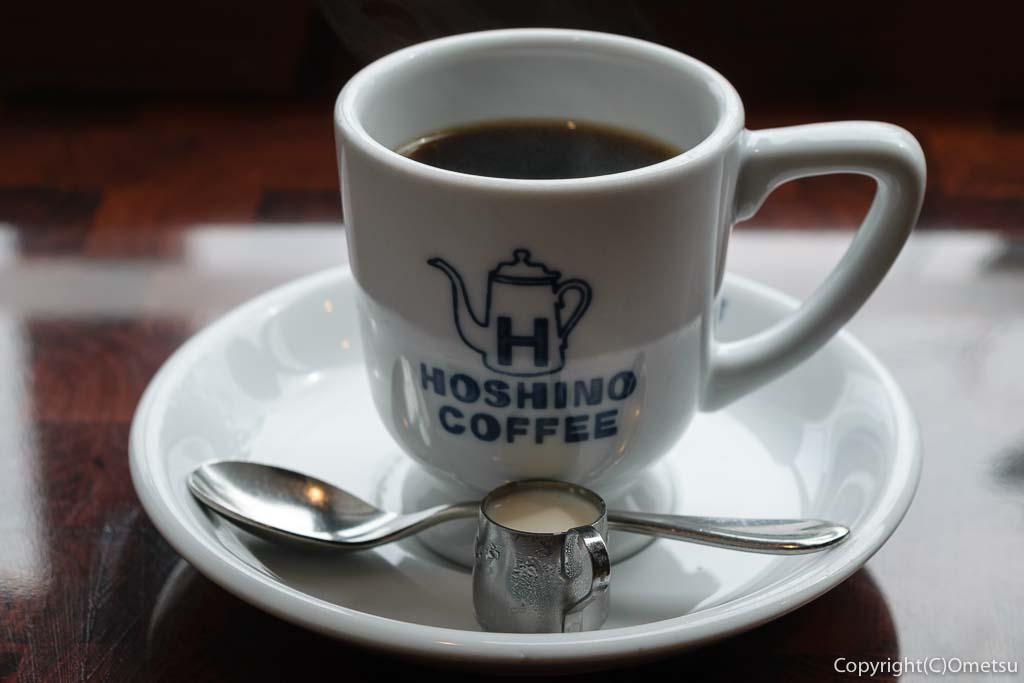 星乃珈琲店の、コーヒー