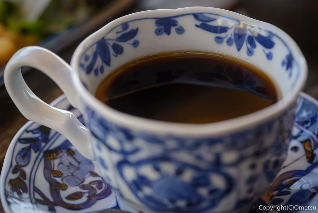 ジロー珈琲羽村店のブレンドコーヒー