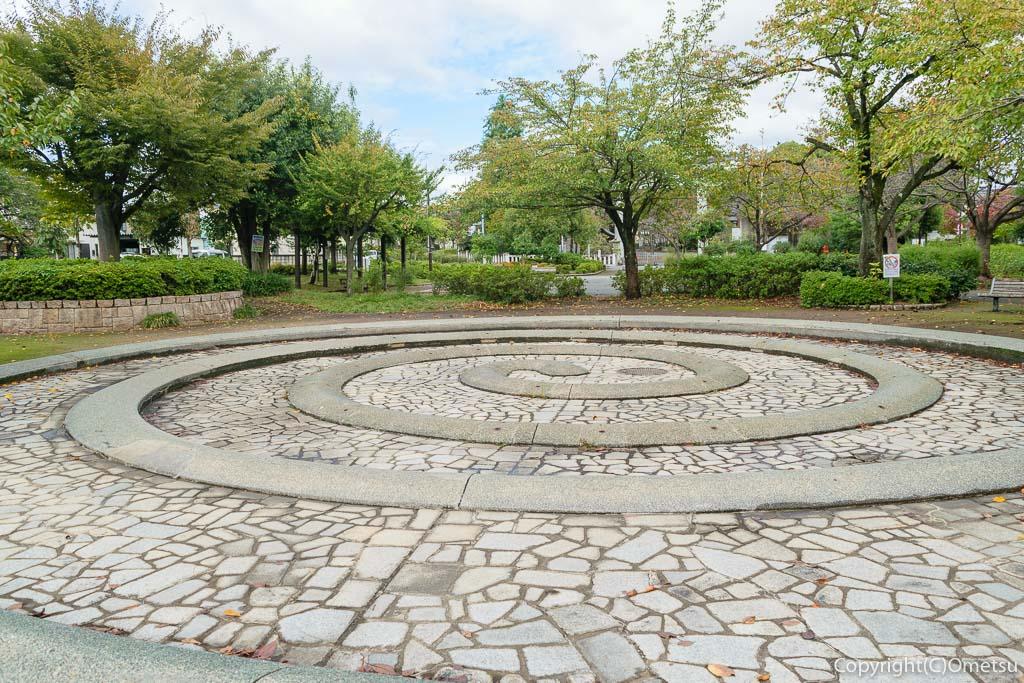 青梅の大井戸公園