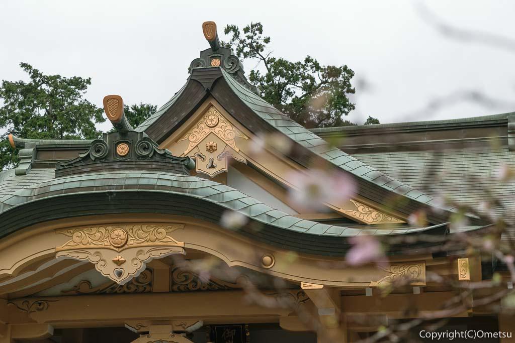 青梅市の、新町御嶽神社
