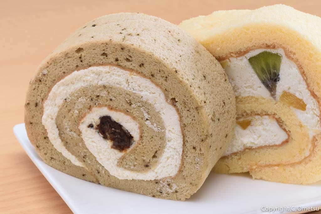 福島屋のロールケーキ