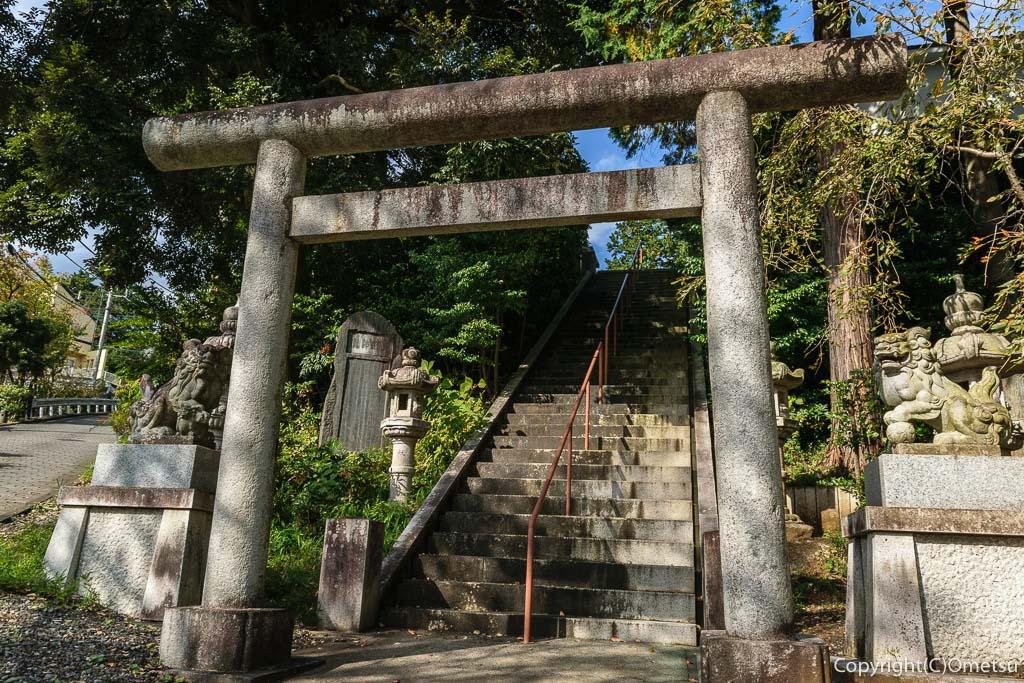 青梅市・勝沼神社