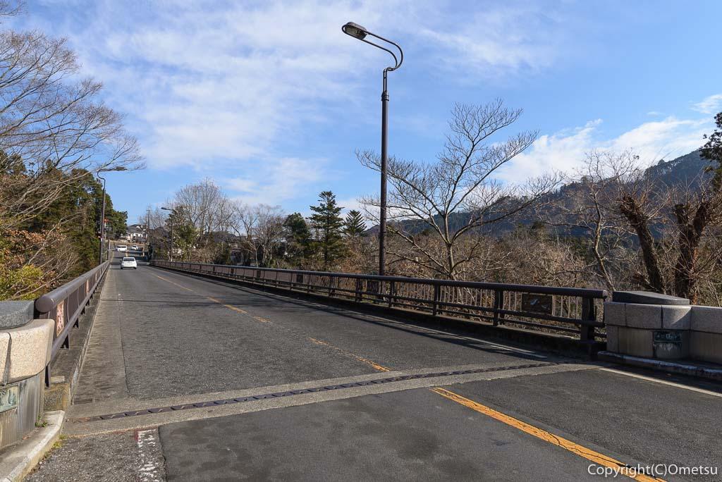 青梅市・和田橋