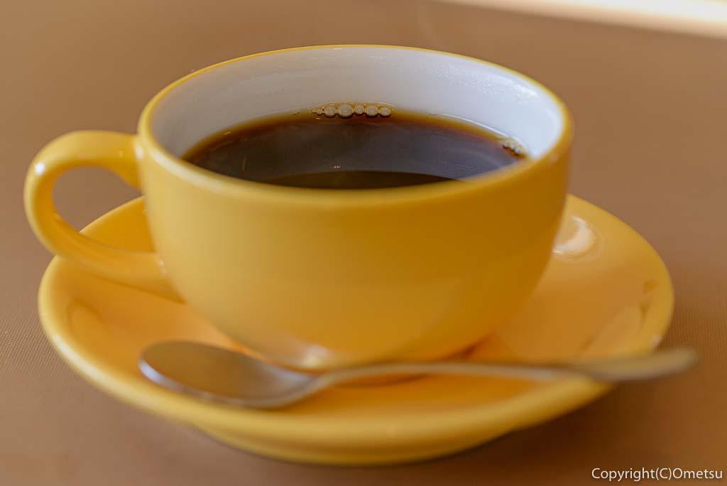 あきる野市・五日市の、洋食キッチン シオンのコーヒー