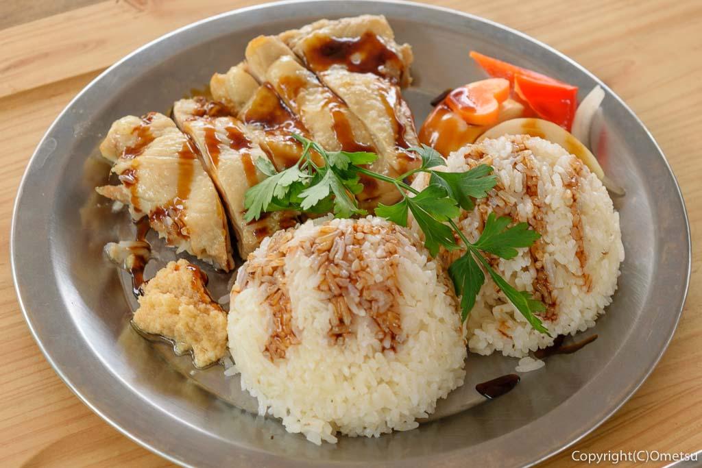 日の出町の屋台レストラン・Sunday Village(サンデービレッジ)のシンガポールライス
