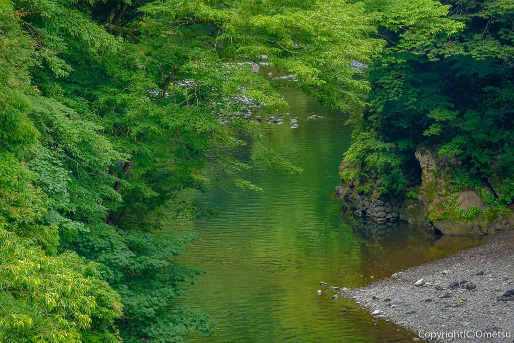 奥多摩町・氷川渓谷