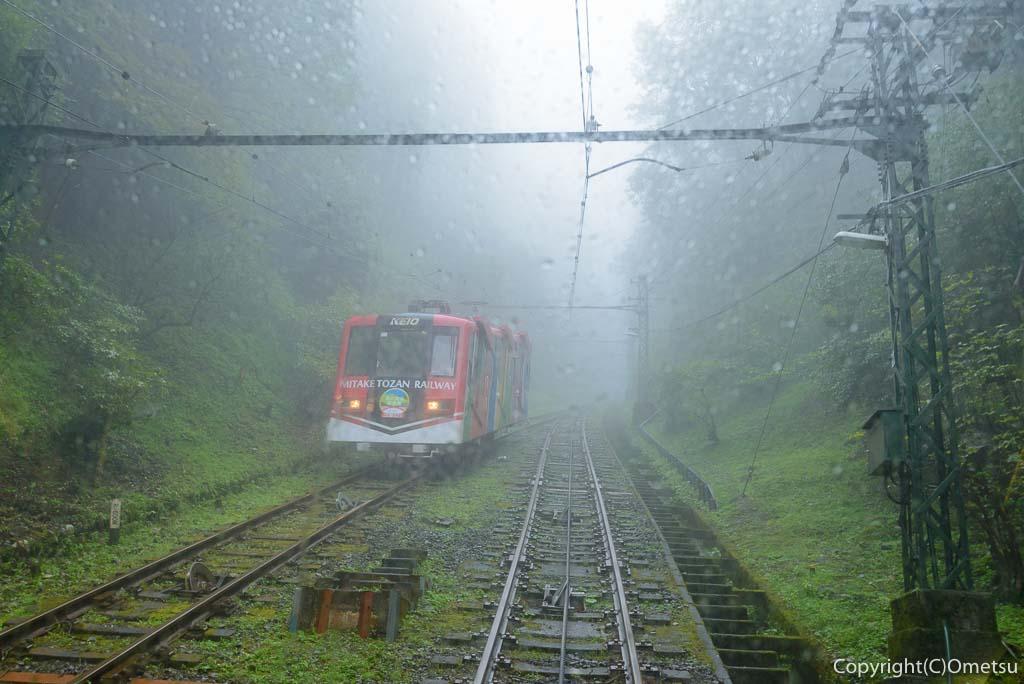 青梅市・御岳登山鉄道